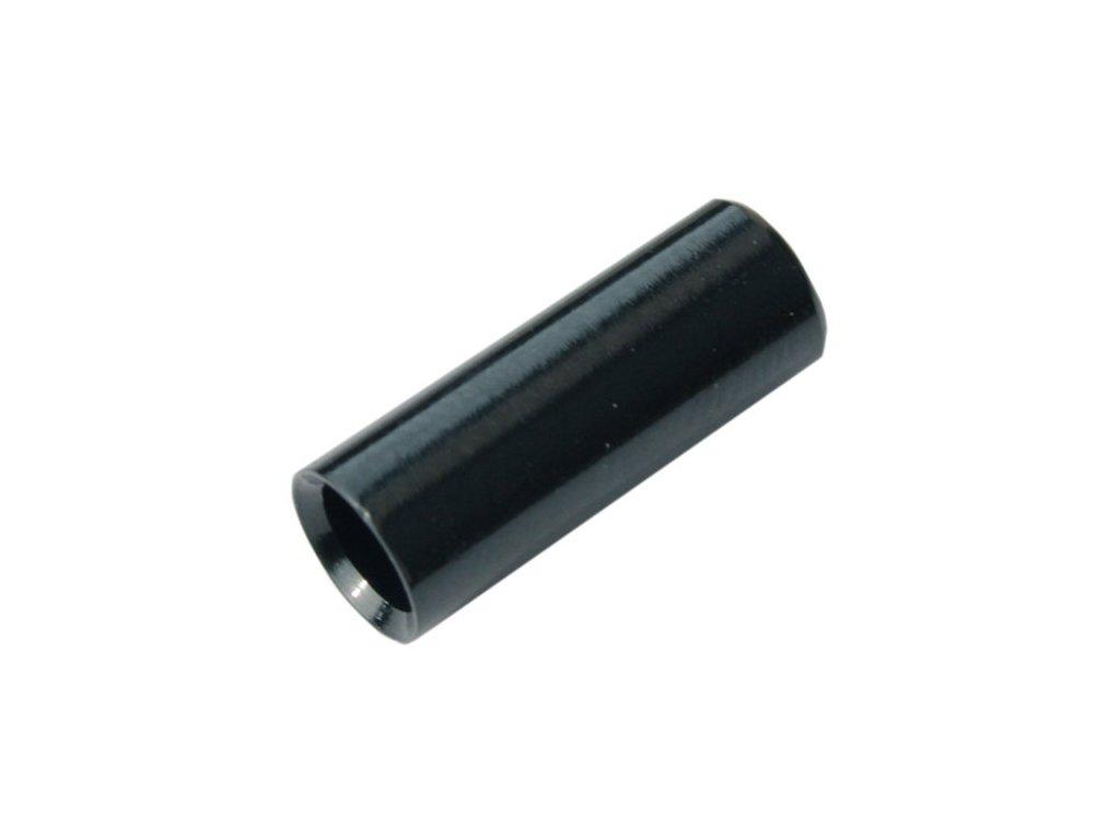 koncovka bowdenu MAX1 CNC Alu 4mm černá