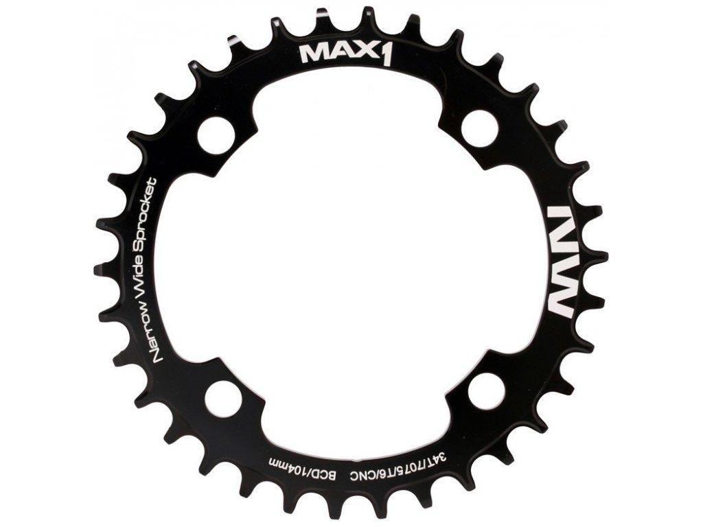 převodník MAX1 Narrow Wide 34z černý