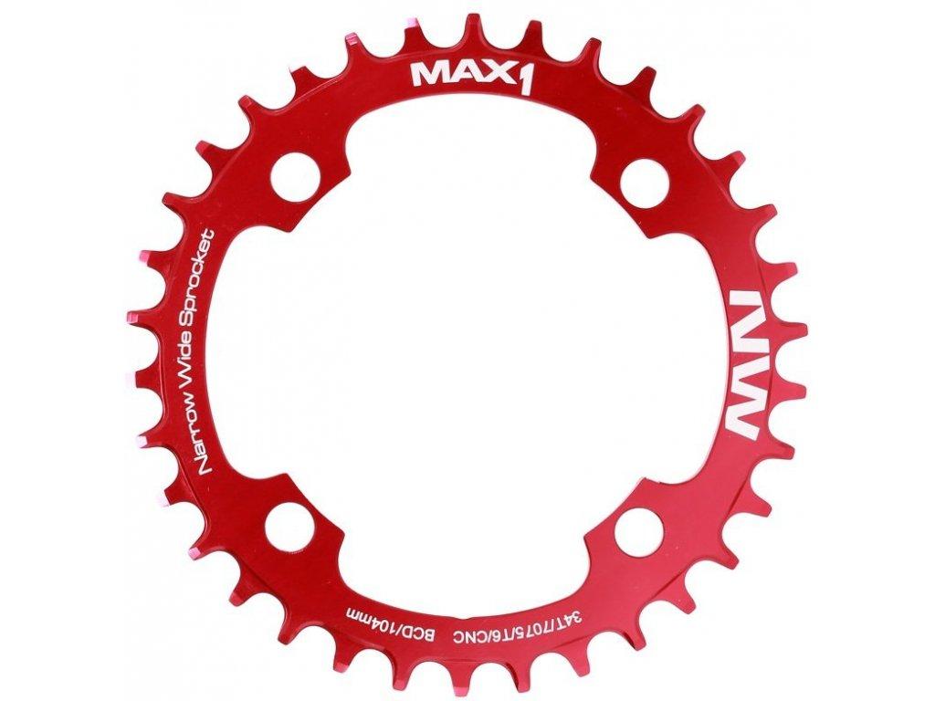převodník MAX1 Narrow Wide 34z červený