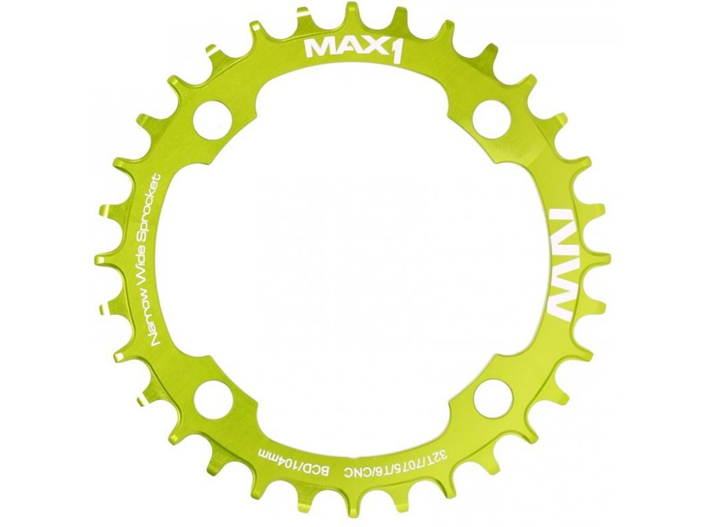 převodník MAX1 Narrow Wide 32z zelený