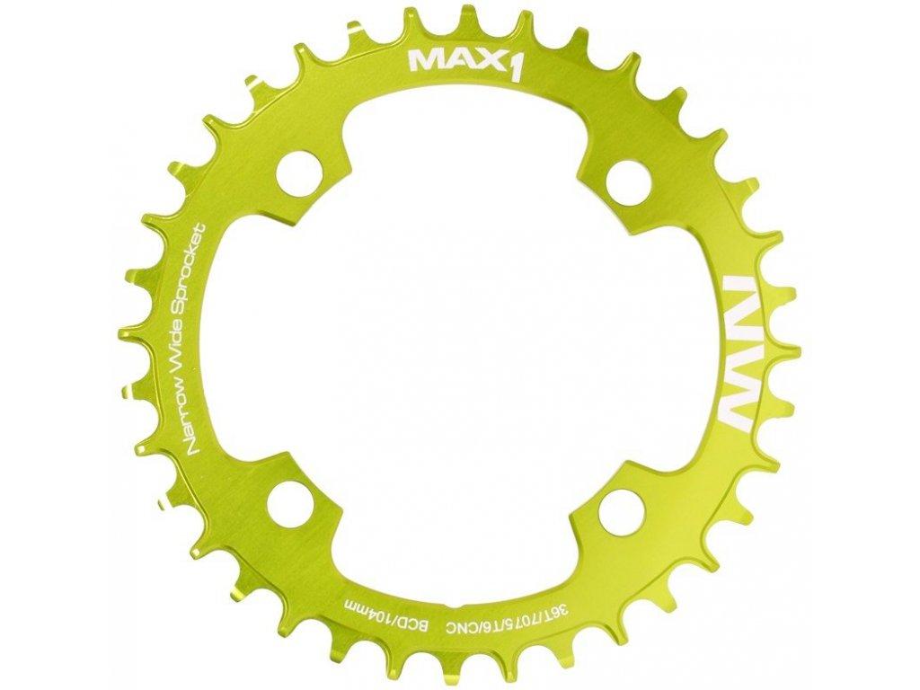 převodník MAX1 Narrow Wide 36z zelený