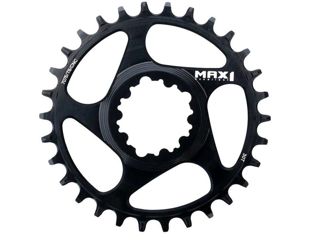 převodník MAX1 Narrow Wide SRAM 30z černý