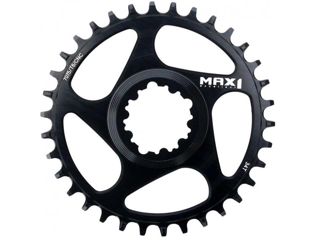 převodník MAX1 Narrow Wide SRAM 34z černý