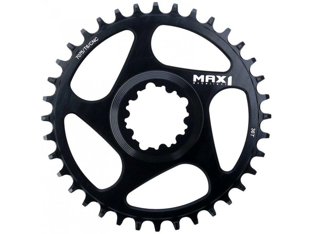 převodník MAX1 Narrow Wide SRAM 36z černý