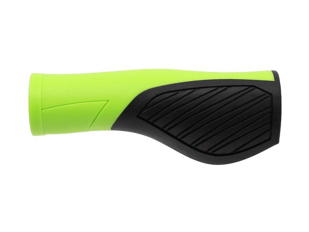 gripy MAX1 Ergonomic černo/zelené