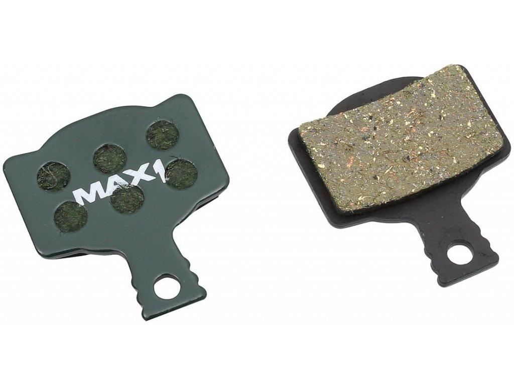 brzdové destičky MAX1 Magura MT2/4/6/8 E-Bike