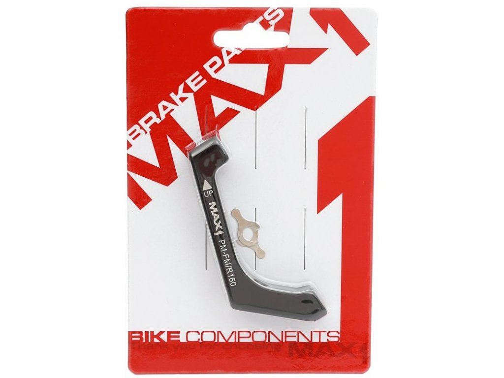 adaptér kotoučové brzdy MAX1 FM-PM-R160