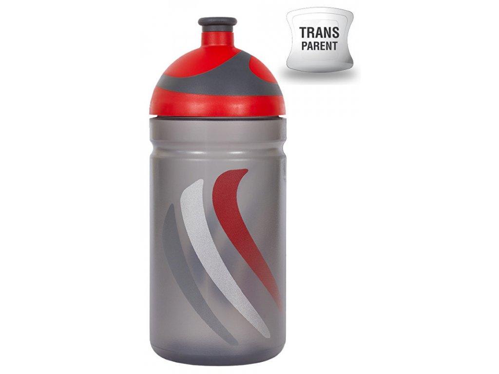 Zdravá lahev 0,5 l BIKE 2K19 červená