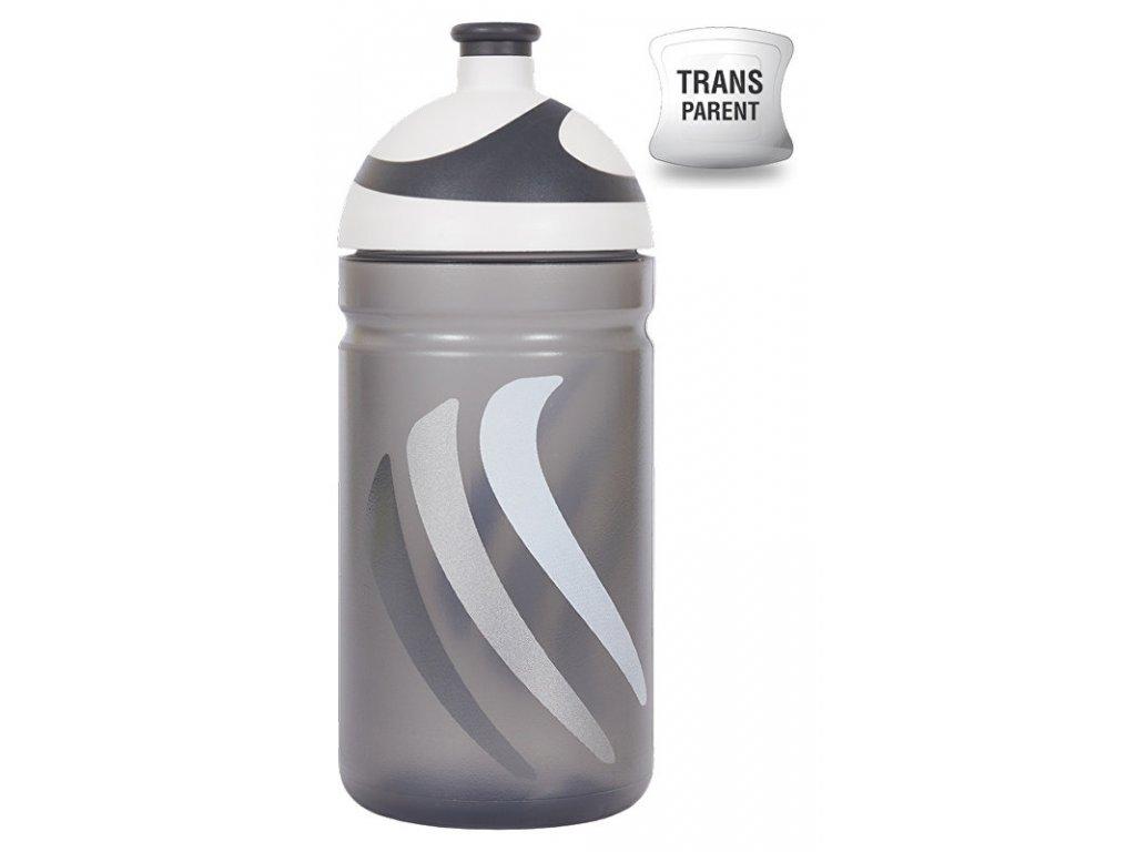 Zdravá lahev 0,5 l BIKE 2K19 bílá