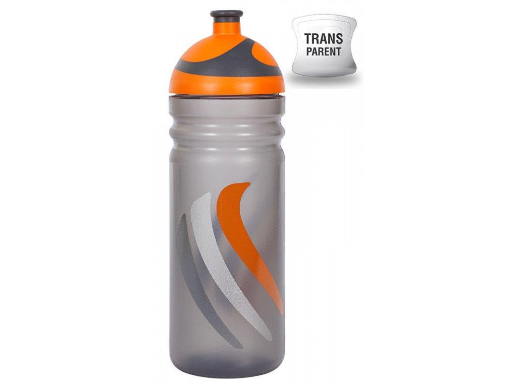 Zdravá lahev 0,7 l BIKE 2K19 oranžová
