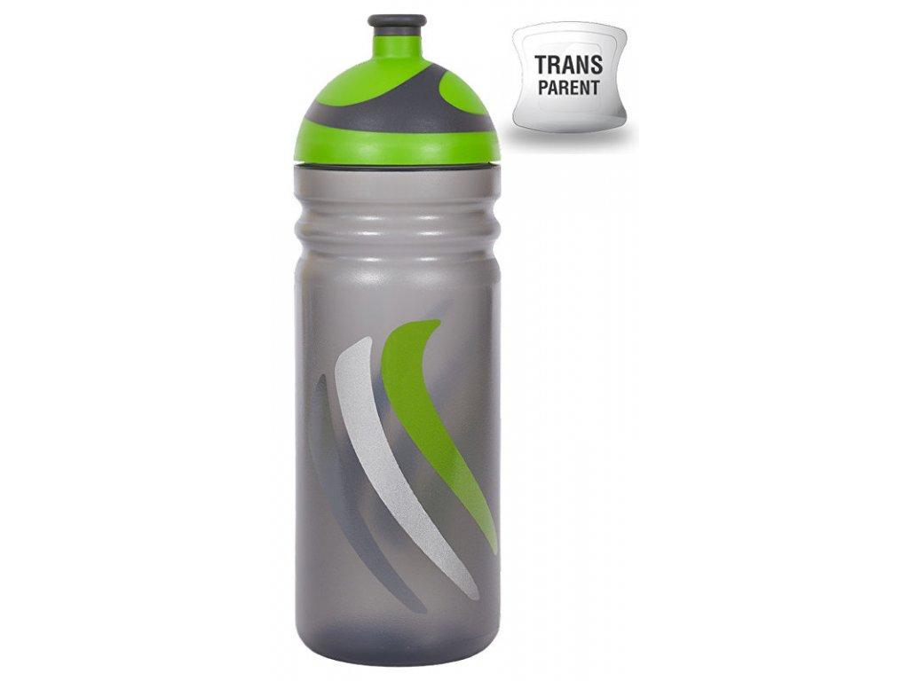 Zdravá lahev 0,7 l BIKE 2K19 zelená