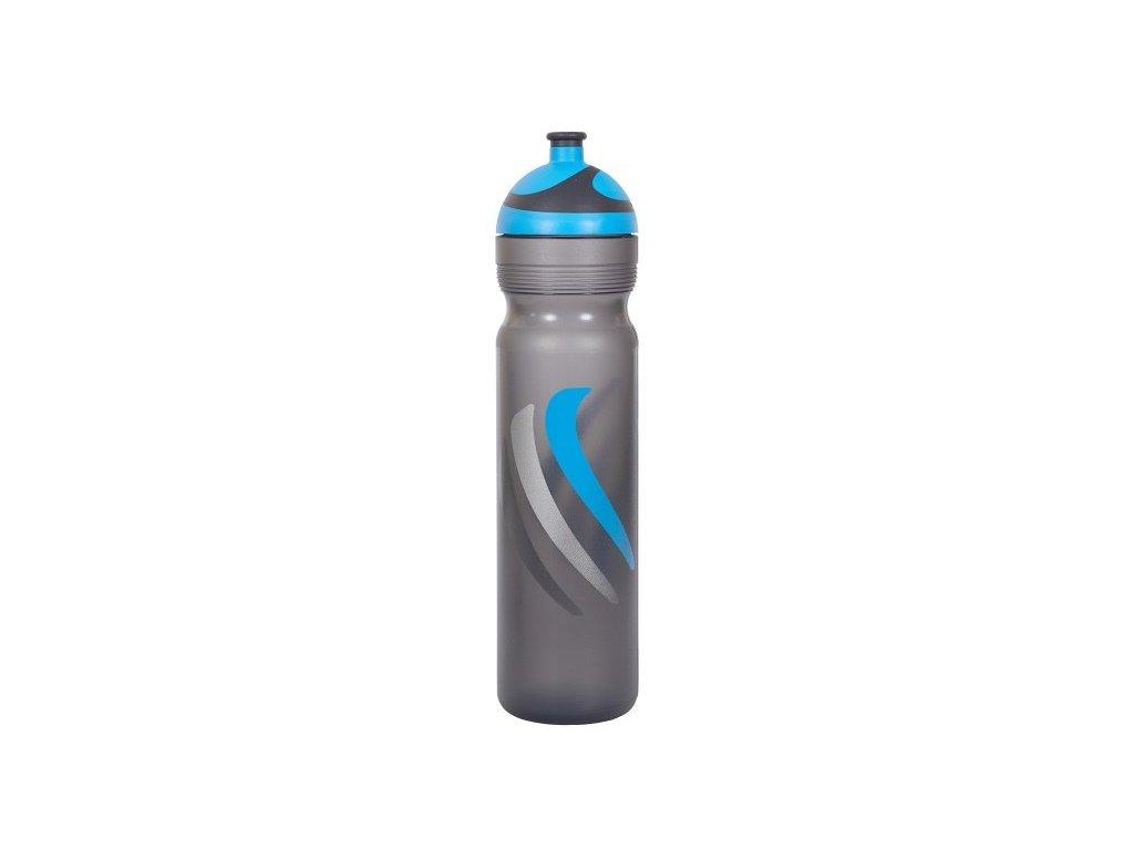Zdravá lahev 1,0 l BIKE 2K19 modrá