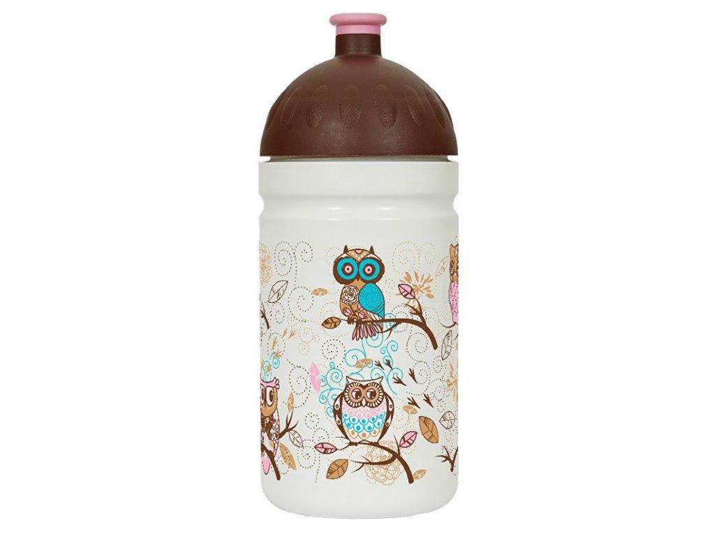 Zdravá lahev 0,5 l Sovičky