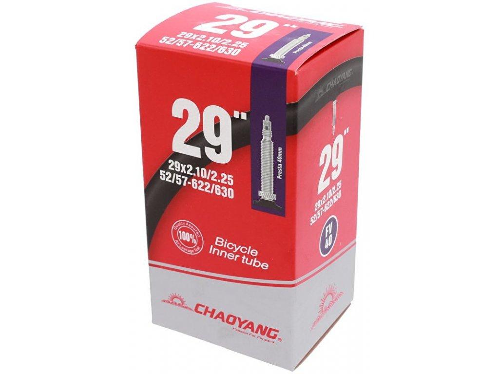duše CHAOYANG 29x2,10/2,25 (52/57-622) FV 40mm