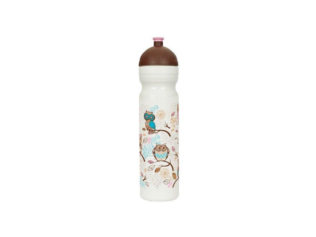Zdravá lahev 1,0 l Sovičky