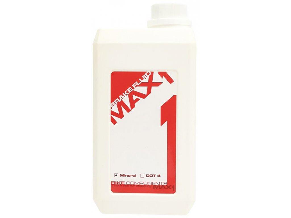 brzdová kapalina MAX1 Mineral 1 l