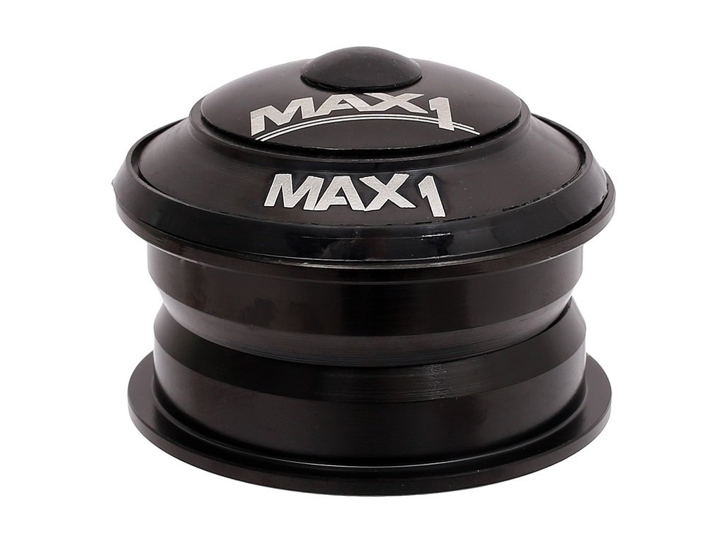 """semi-integrované hlavové složení MAX1 ložiskové 1 1/8"""" černé"""