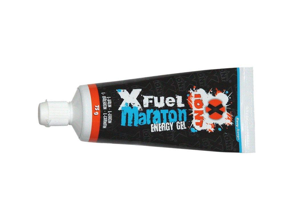 X-IONT Fuel maraton gel jablko 75g