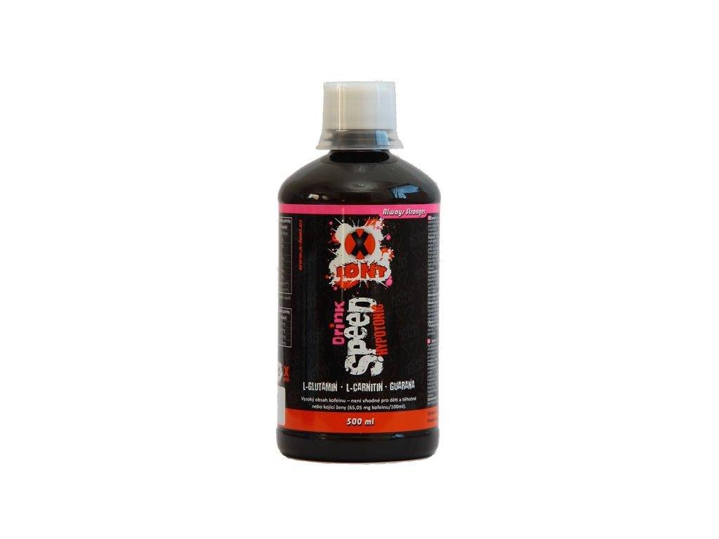 X-IONT Speed nápoj 0,5l borůvka