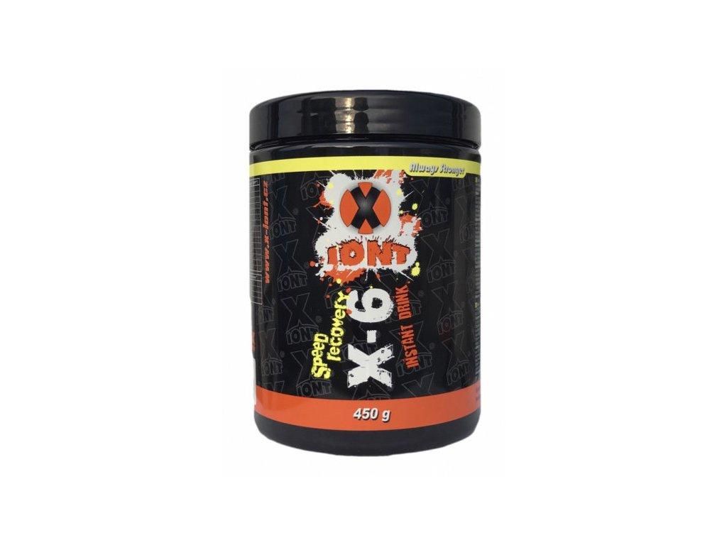 X-IONT X6 - regenerační nápoj - doza - prášek (450g)