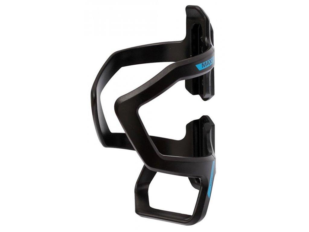 košík MAX1 Shift černý/modrý matný