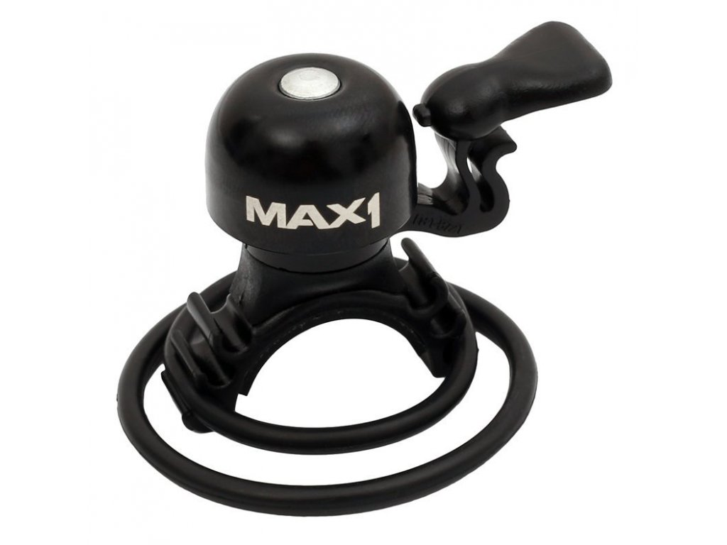 zvonek MAX1 Micro černý