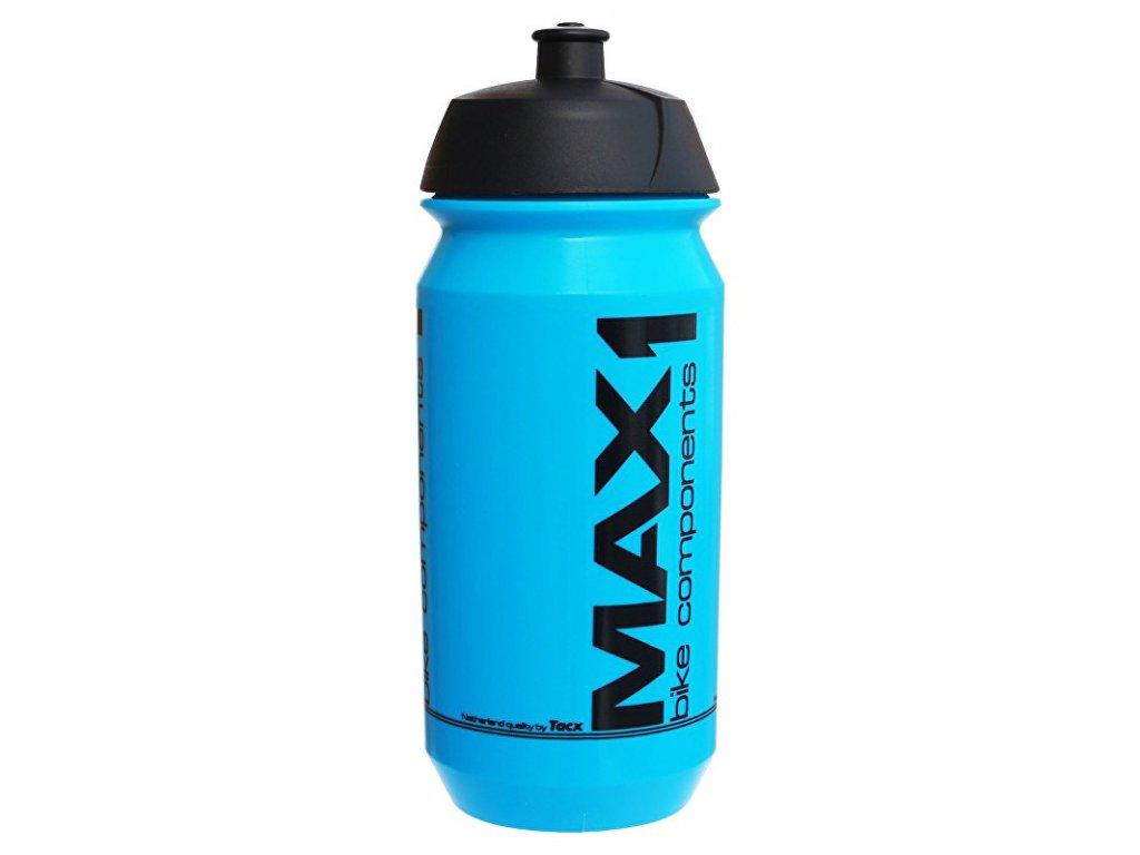 lahev MAX1 Tank 0,6 l modrá