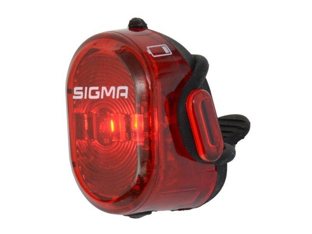 Blikačka zadní SIGMA Nugget II