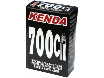 duše KENDA 700x18/25C (18/25-622/630) FV 48mm