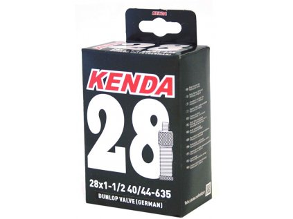 duše KENDA 28x1 1/2 (40-635) DV 28 mm