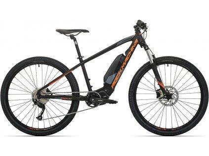 elektrokolo Rock Machine Torrent e30-27 mat black/neon orange/dark grey
