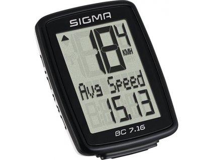 computer SIGMA 7.16