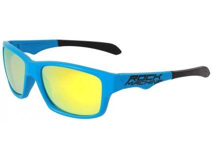 brýle ROCK MACHINE Peak modré