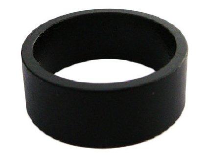"""spacer A-H 1 1/8"""" 15mm černý"""