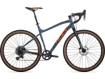 kolo Rock Machine GravelRide 700 slate grey/neon orange/black 50 cm