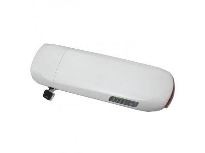 Baterie pro elektrokolo 36V/13Ah, články Samsung/Sanyo, white Yoku (Aston), centr. motor