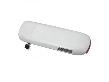 Baterie LFE pro elektrokolo 36V/13Ah, Samsung/Sanyo, bílá, Yoku (Aston), zadní motor