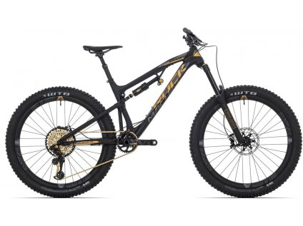 kolo Rock Machine Blizzard LTD-27 black/Öhlins gold/dark grey