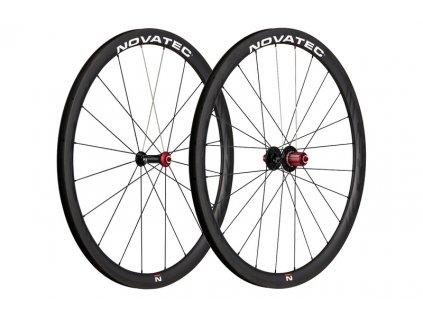 Silniční kola Novatec R3 clincher