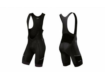 krátké kalhoty ROCK MACHINE MTB Pro Liner černé