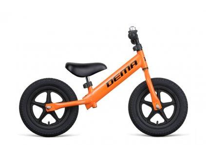 Odrážedlo Dema BEEP AIR LT orange-black