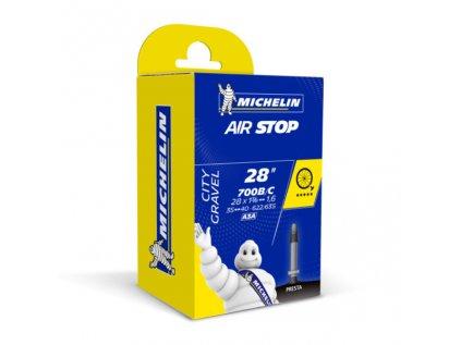 Duša Michelin Airstop 700 x 35/40 FV40 (OEM balení)