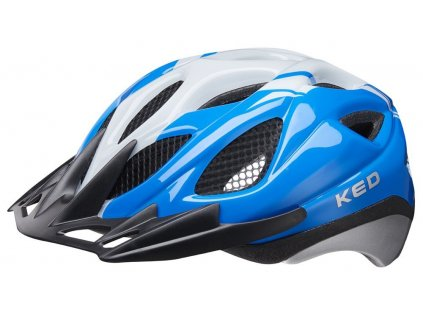 přilba KED Tronus M blue pearl 52-56 cm
