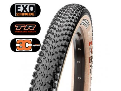Plášť MAXXIS Ikon 29 x 2.20 kevlar EXO TR 3C TANWALL