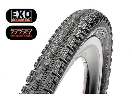Plášť MAXXIS Speed Terrane 700x33c kevlar EXO TR DC