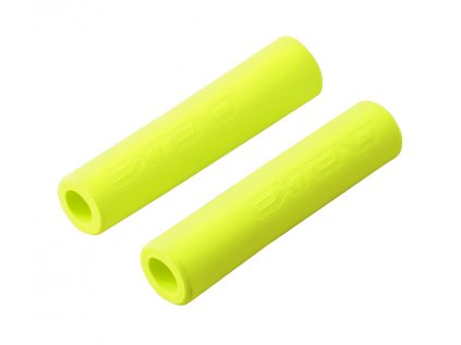 Rukojeti Extend ABSORBIC, silicone, 130 mm, neon green