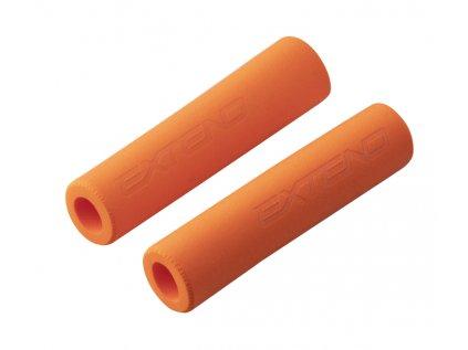 Rukojeti Extend ABSORBIC, silicone, 130 mm, orange