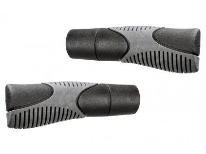 Rukoväte Herrmans Airo 120mm  čierno-šedé