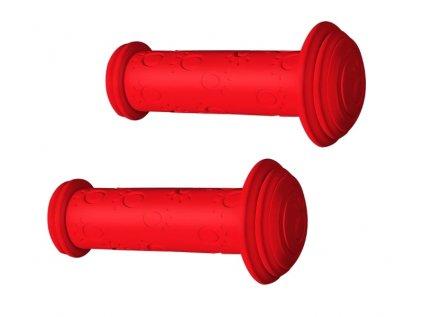 Rukoväte Herrmans Junior 115mm červené