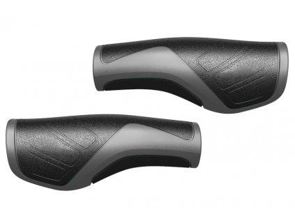 Rukoväte Herrmnas Oxy 120mm šedo-čierne